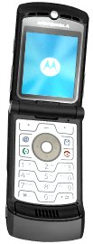 Motorola v3 Black imiage