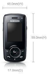 Samsung J750 Mobile Phone