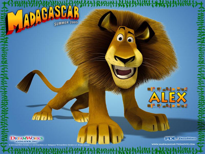 sex lion gloria Alex and the